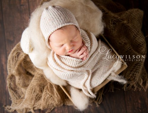 Baby George's Newborn Photography Session