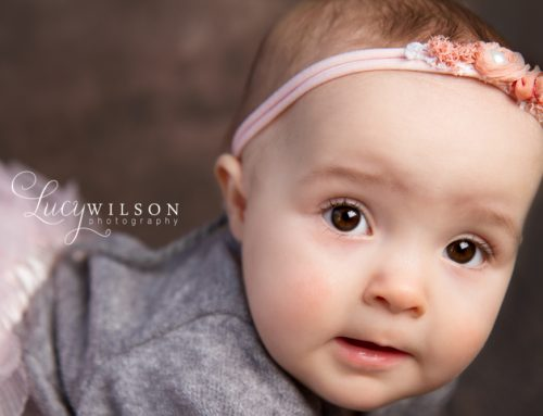 Baby Esme's Sitter Photography Session