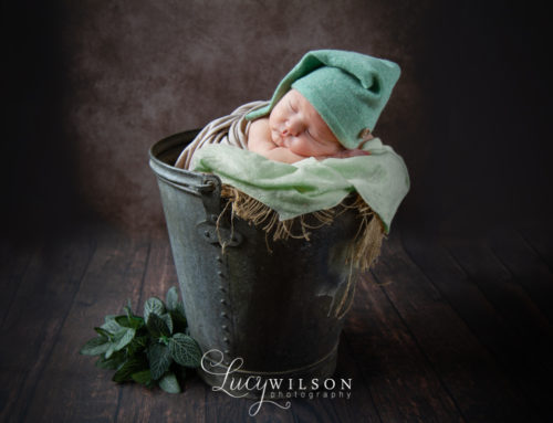 Baby Alex's Newborn Photography Session