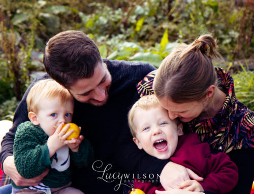 Autumn Family Photography Sessions – The Bunch Family