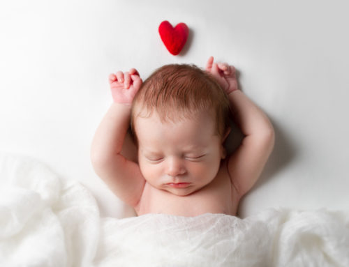 Harry's Newborn Photography Session
