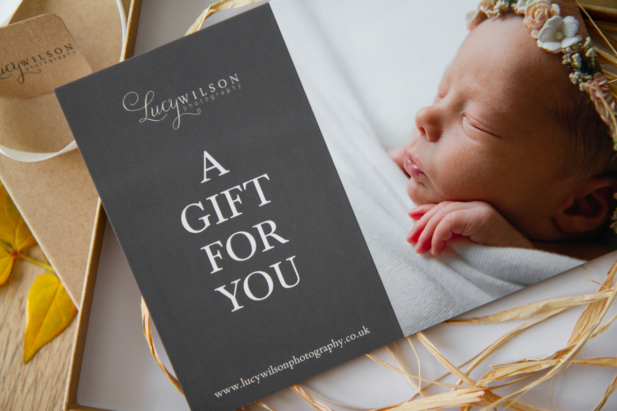 Gift Voucher Photography