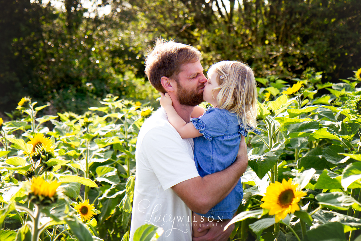Sunflower Family Photography