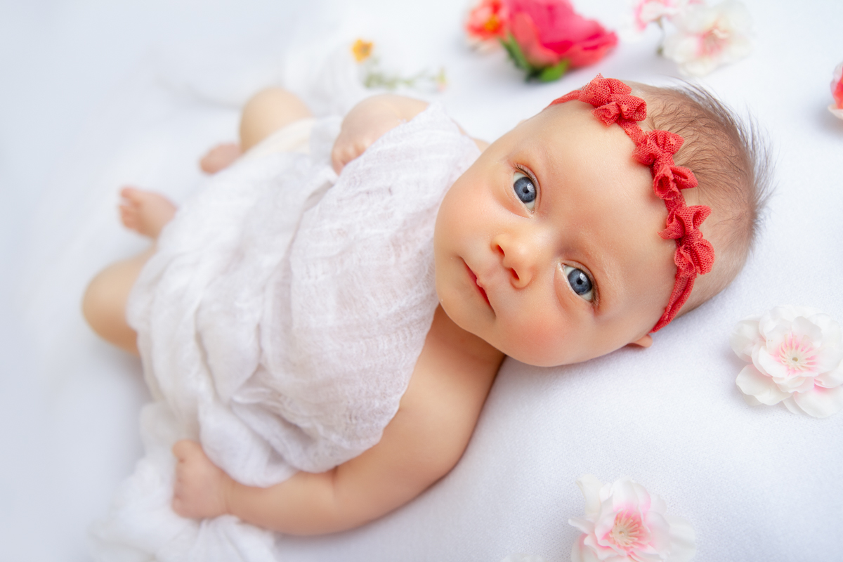 Older baby photography